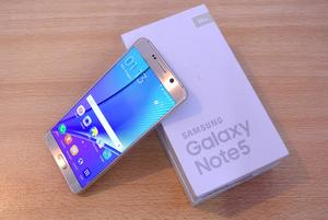 Фото: Смартфон Samsung Galaxy NOTE 5 32GB/LTE/Gold/доставка